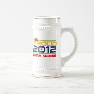 2012 Proud Nana T-shirts and Gifts Coffee Mugs