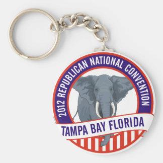 2012 Republican Convention Keychain