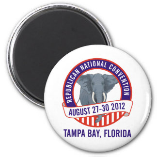 2012 Republican Convention Magnet