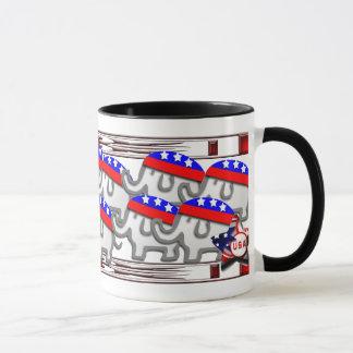 2012 Republican Race Mug