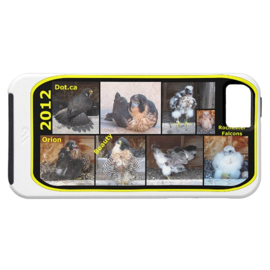 2012 Rochester Falcons Case-Mate iPhone 5