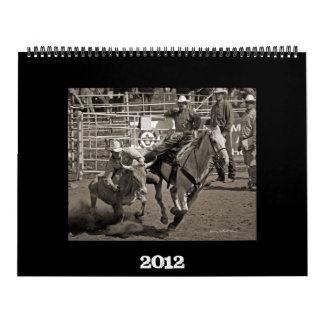 2012 Rodeo Calendar