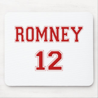 2012 Romney Mouse Pad
