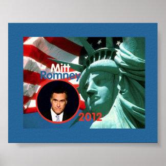 2012 Romney Poster