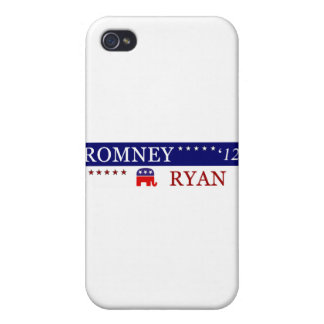 2012 Romney Ryan Campaign iPhone 4 Covers