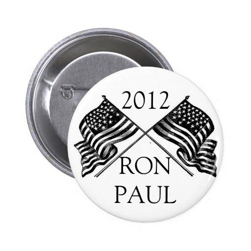 2012  RON PAUL BUTTON