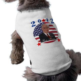 2012 Ron Paul Dog Shirt
