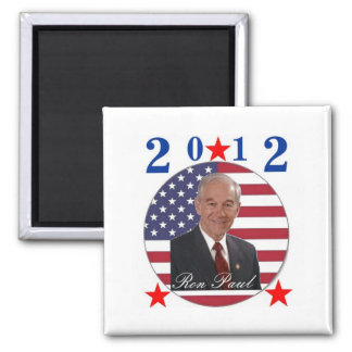 2012 Ron Paul Refrigerator Magnets