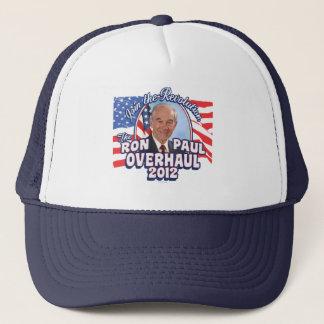 2012 Ron Paul Overhaul Trucker Hat