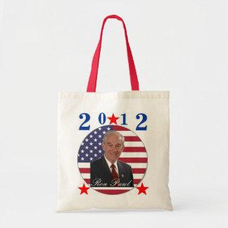 2012 Ron Paul Tote Bag
