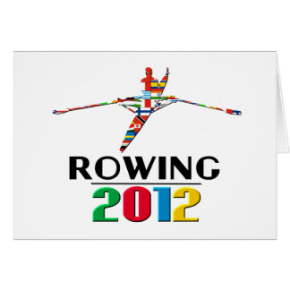 2012: Rowing Card
