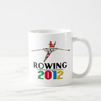 2012: Rowing Coffee Mug