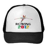 2012: Rowing Mesh Hats