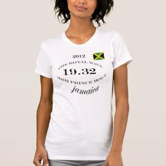 2012 Royal Wave Jamaica Olympic T-shirt