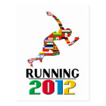 2012: Running Postcard