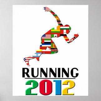 2012: Running Poster