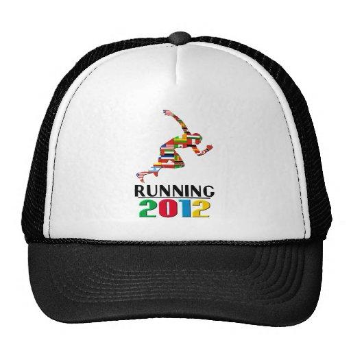 2012: Running Trucker Hat