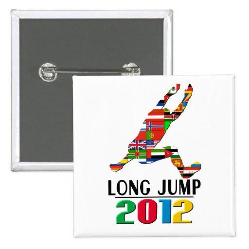 2012: Salto de longitud Pin