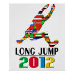 2012: Salto de longitud Posters