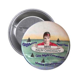 2012 Sarah Palin Button