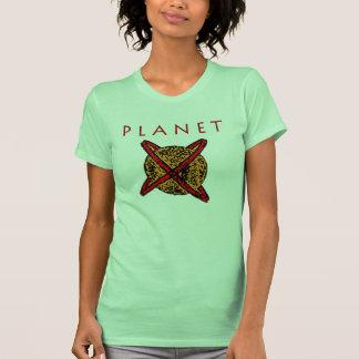 "2012 Shirt T-Shirt Clothing ""Planet X Womens"""