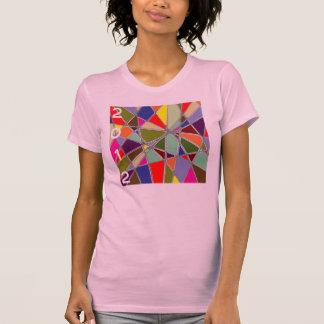 "2012 Shirts T-Shirts Clothing ""Chaos"" Womens"