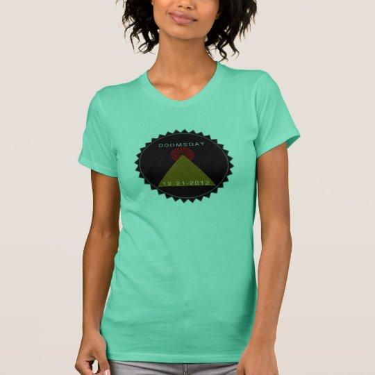 """2012 Shirts T-Shirts Clothing """"Mayan Doomsday"""""""