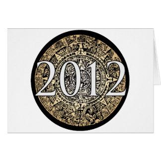 2012 Skeptic Card