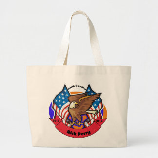 2012 South Carolina for Rick Perry Canvas Bags