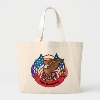 2012 South Dakota for Mitt Romney Tote Bags