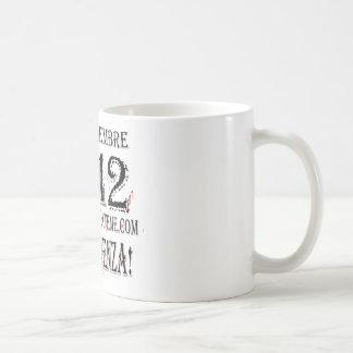 2012 spanish coffee mug