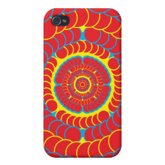 2012 spin - iPhone Case iPhone 4 Cases