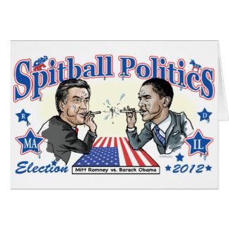 2012 Spitball Politics Card