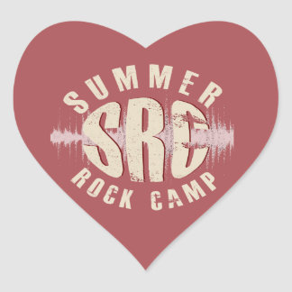 2012 SRC Heart Sticker