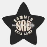 2012 SRC Star Sticker