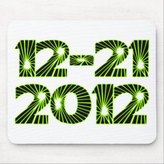 2012 Star Burst Mouse Pad