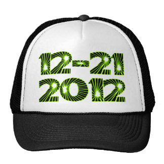 2012 Star Burst Trucker Hat