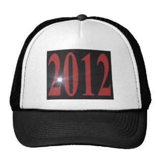 2012 Starburst Hat
