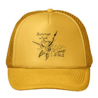 2012 Summer Art Camp Hat