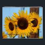 "2012 Sunflower Calendar<br><div class=""desc"">Large 2 page calendar featuring some of my favorite sunflowers.</div>"