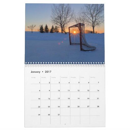 2012 Sunset Calendar