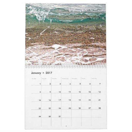 2012 Surf Calender Calendar