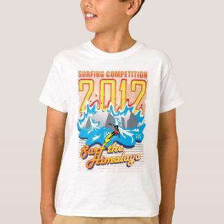 2012 - Surf the Himalaya ! T-Shirt