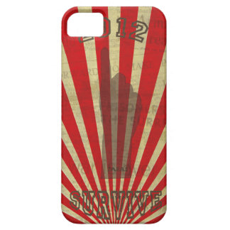 2012 Surviver iPhone 5 Cover