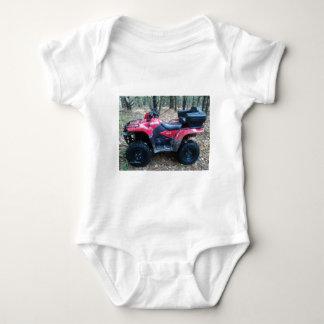 2012 Suzuki King Quad 500 Baby Bodysuit