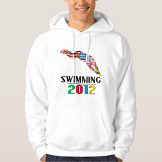 2012: Swimming Hoodie
