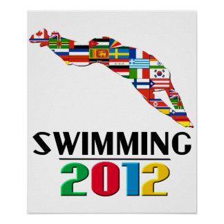 2012: Swimming Poster