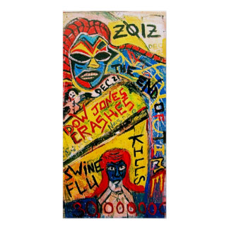 2012 SWINE FLU POSTER