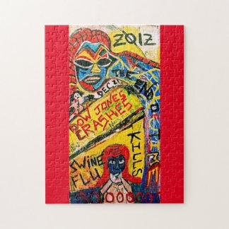2012 SWINE FLU PUZZLE