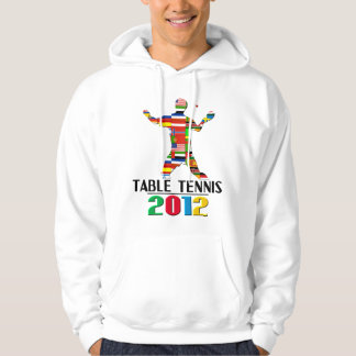 2012: Table Tennis Hoodie